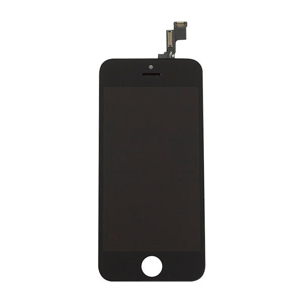 Repuesto pantalla iPhone 5S negra
