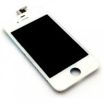 Repuesto de pantalla de iPhone 4S blanca