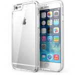 funda transparente de gel para iPhone 6