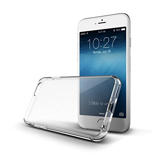 funda transparente para iPhone 6