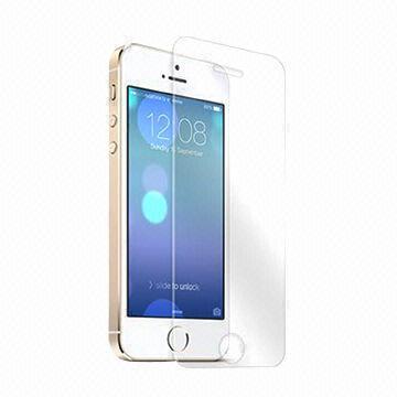 Protección de cristal templado de iPhone 5