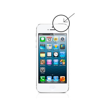 Reparación del botón de encendido del iPhone 5