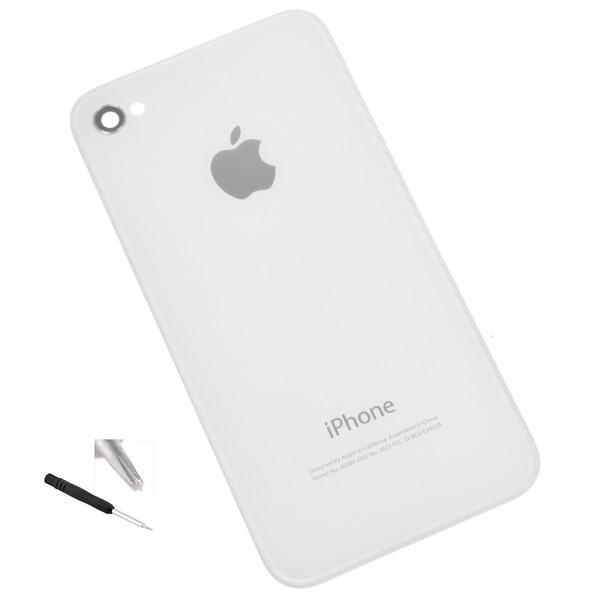 Tapa trasera iPhone 4S blanca
