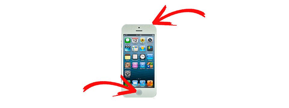 hacer un hard reset a un iPhone