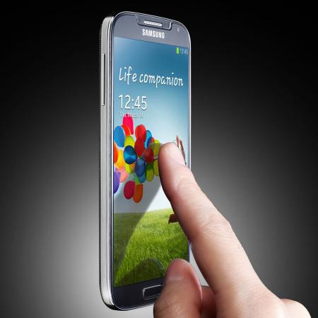 Protección de cristal templado para Samsung Galaxy S4