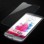 Protección de cristal templado para LG G3