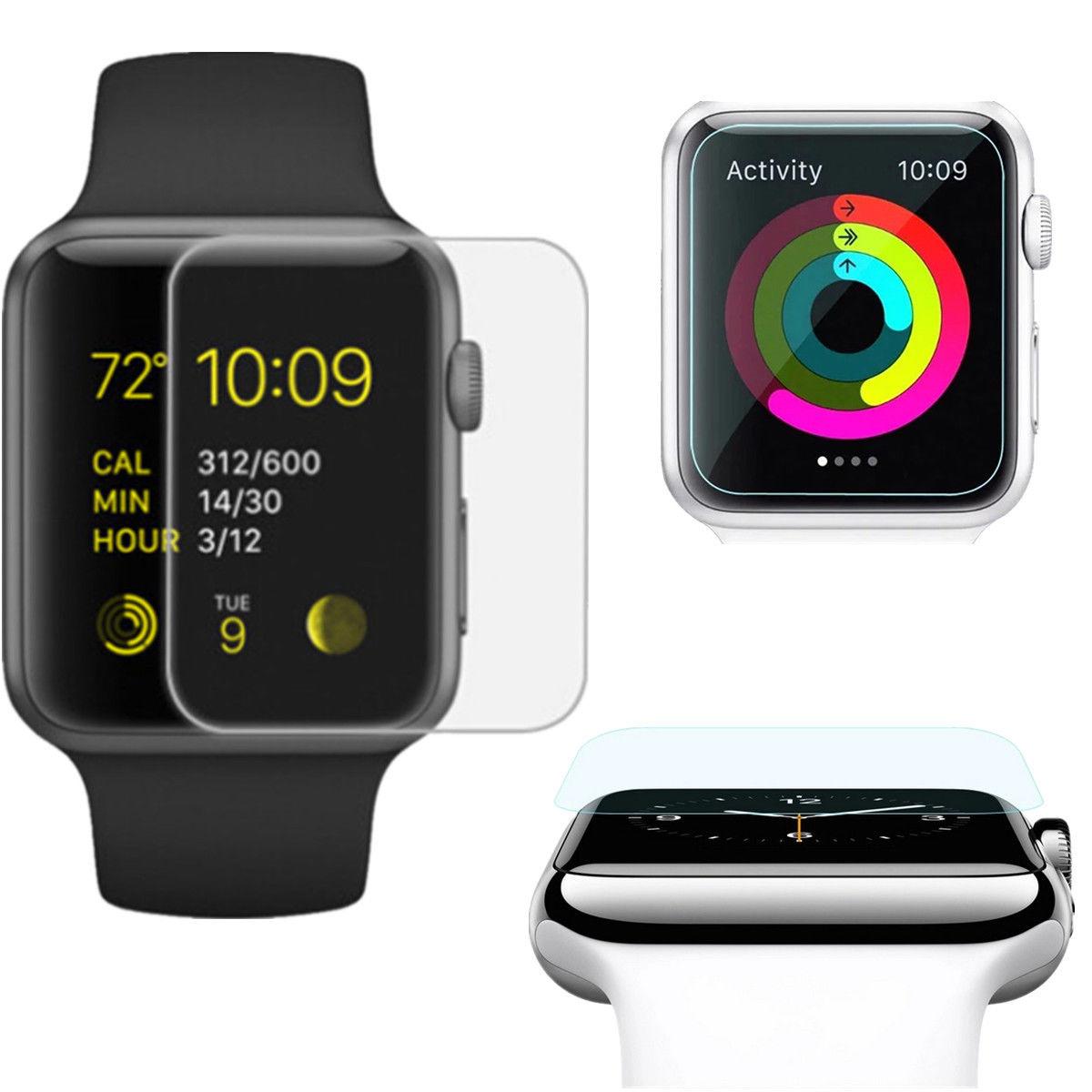 Protección de cristal templado para tu apple watch