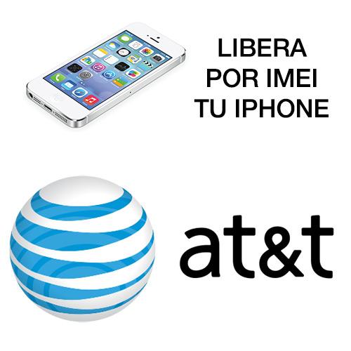 liberar iPhone AT&T por IMEI
