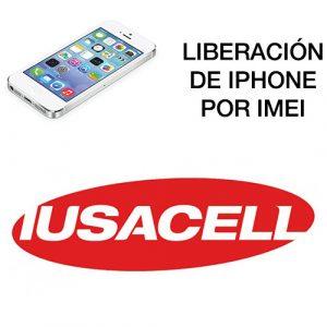liberar por IMEI iPhone de Iusacell Mexico