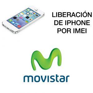 liberar por IMEI iPhone de Movistar