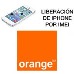 liberar por IMEI iPhone de Orange