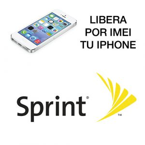 liberar por IMEI iPhone de Sprint USA