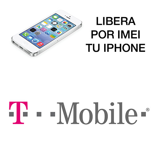 liberar por IMEI un iPhone de T-Mobile USA