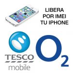 Liberar por IMEI iPhone de O2-Tesco UK