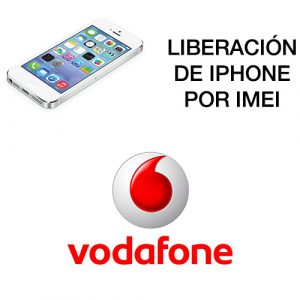 liberar iPhone de Vodafone por IMEI