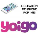 liberar por IMEI iPhone de Yoigo