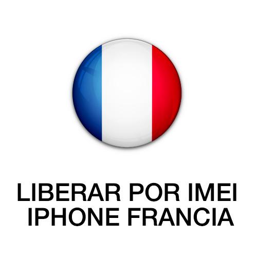 Liberar por imei iPhone de Francia