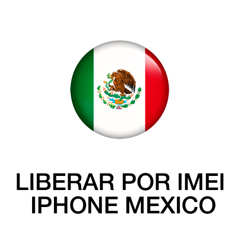 Liberar por imei iPhone Mexico