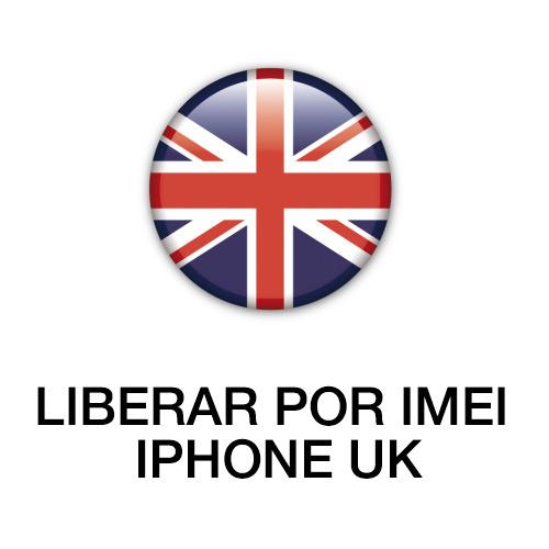 Liberar por imei iPhone de reino unido