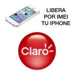 Desbloquear por IMEI iPhone de Claro Chile
