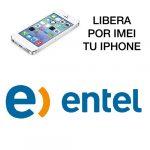 Desbloquear por IMEI iPhone de Entel Chile