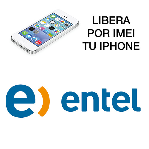 Desbloquear por IMEI iPhone de Entel Chile