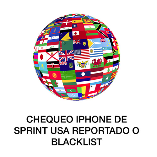 Checa si tu iPhone de Sprint está reportado o en blacklist